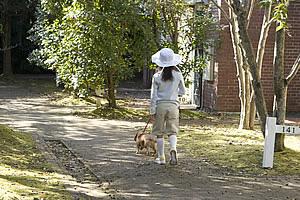 ハウステンボスを愛犬と一緒に楽しむ