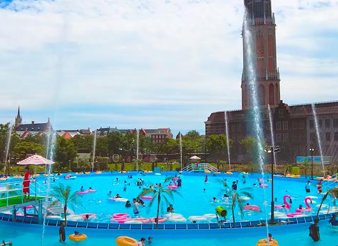 Resort Pool|イベント&ショー|ハウステンボスリゾート